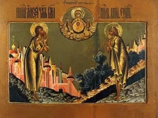 Сегодня в храмах будет совершена особая служба - «Мариино стояние»