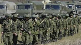 В Минобороны назвали пугающее число российских военных, которые скопились на границе с Украиной