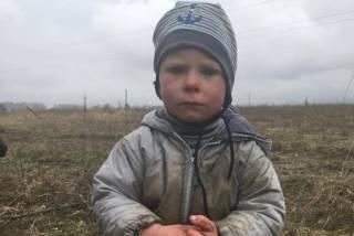 Стали известны подробности исчезновения 2-летнего мальчика под Киевом. Ребенка нашли
