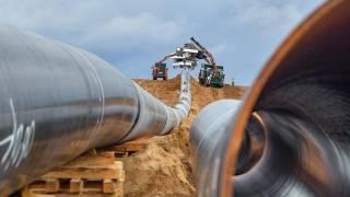 Россия заявила, что запустит «Северный поток – 2» уже летом