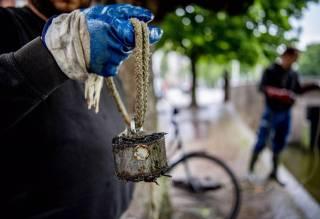 Австралиец нашел в Нидерландах странный клад
