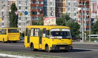 Кличко рассказал, когда в Киеве исчезнут маршрутки