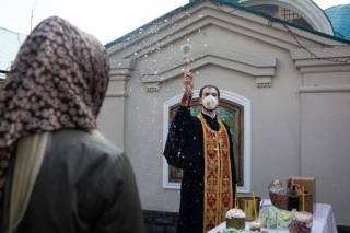 Стали известны детали «пасхальных» ограничений в Киеве