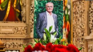 В Киеве похоронили известного писателя и политика