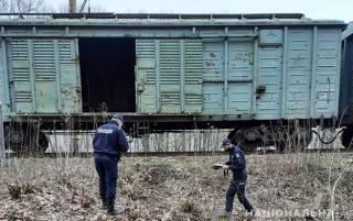 Попытка сделать селфи на крыше грузового поезда закончилась трагедией на Черниговщине