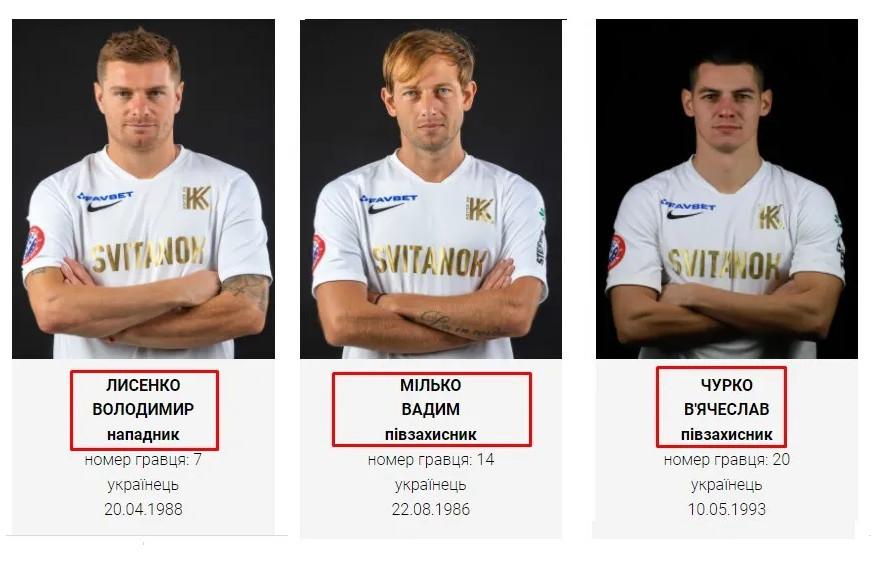 """Футболисты """"Колоса"""", устроившие дебош в поезде Ужгород-Киев"""