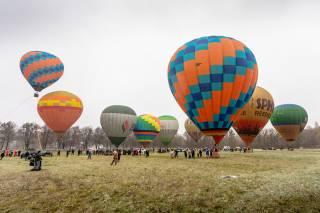Под Киевом состоится фестиваль воздушных шаров «Монгольфьерия»