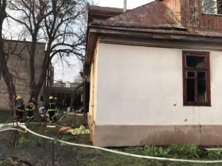 На пожаре в Луцке заживо сгорели три человека