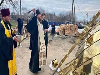 В Черкасской области появится новый храм УПЦ