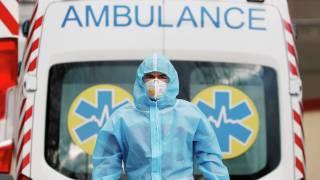 Пик суточной смертности от коронавируса в Украине пройден