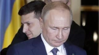 Путин ответил на предложение Зеленского встретиться на Донбассе