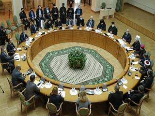 Представители УПЦ на встрече Совета Церквей с Премьер-министром обговорили празднование Пасхи