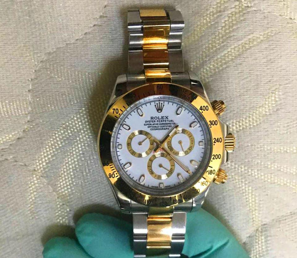 Часы, украденные из частного дома в Козине