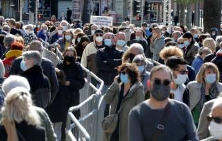 В ЕС поделились наполеоновскими планами по вакцинации взрослого населения