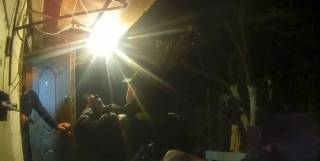 На Житомирщине мужчина облился бензином и угрожал поджечь дом с детьми