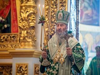 Митрополит Онуфрий рассказал, почему важно славить Бога