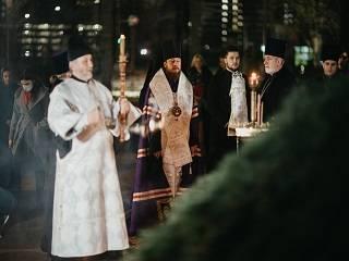 В УПЦ почтили память ликвидаторов и жертв в день 35-й годовщины Чернобыльской катастрофы