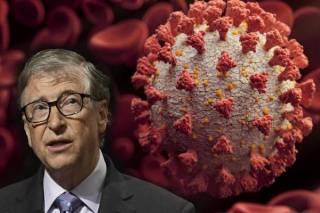 Билл Гейтс рассказал, за счет чего удастся победить коронавирус к концу 2022 года