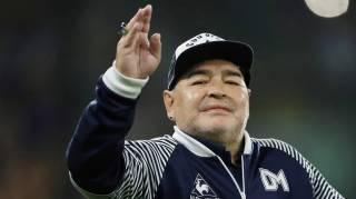 Выяснились неожиданные подробности смерти Диего Марадоны