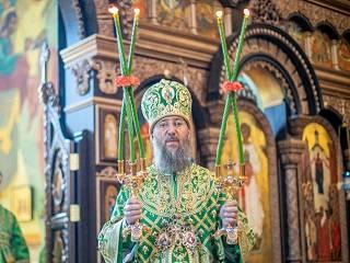 Митрополит Антоний рассказал, как надо жить, что бы подражать Богу