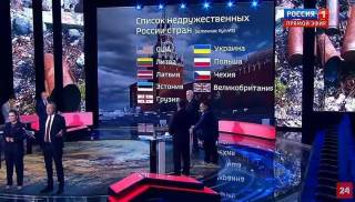Стало известно, какие страны попали в список «недружественных» РФ, наряду с Украиной
