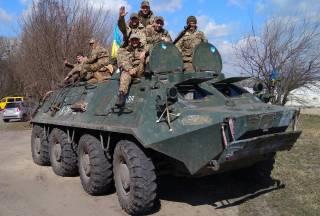 Украинский арсенал: бронетранспортер БТР-60