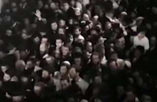 Появилось видео давки в Израиле, жертвами которой стали десятки людей