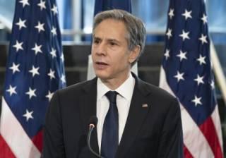Госсекретарь США рассказал, когда прилетит в Украину