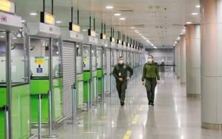Украина закрывает границу для иностранцев, прибывших из Индии