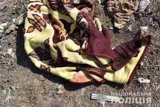 На свалке под Тернополем нашли тело младенца