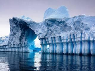 Ученые назвали устрашающие цифры таяния ледников в мире