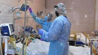 Украина стала второй в Европе по суточной смертности от коронавируса
