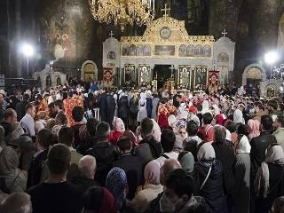 Более 7 млн зрителей встретили Пасху за просмотром богослужений