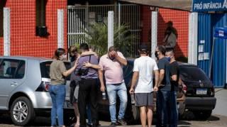 В Бразилии подросток устроил кровавую резню в детском садике