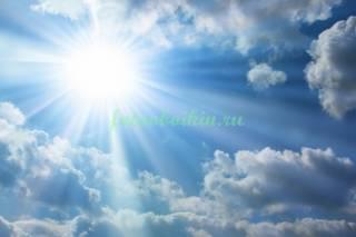 В начале следующей недели в Украине установится приятная погода