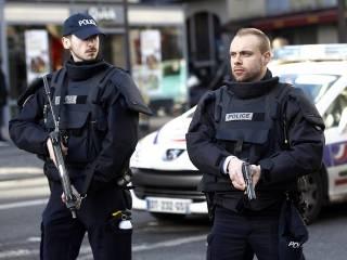 Во Франции мужчина сжег свою жену посреди улицы