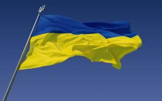 Рецидивист вытер руки о флаг Украины и теперь может надолго оказаться за решеткой