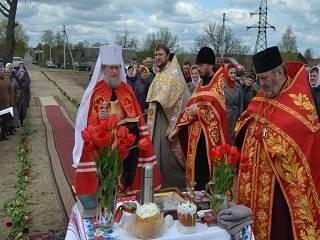 На Ровенщине появится новый храм УПЦ
