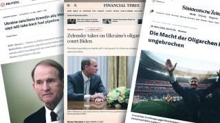 В мировых СМИ за 3 месяца вышло более 16 тысяч публикаций о незаконном закрытии «112 Украина», NewsOne и ZiK, санкциях, преследовании Медведчука и других граждан Украины