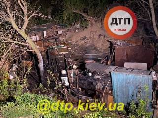 В Киеве горел приют для собак – подозревается поджог