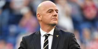 Президент ФИФА предрек большие финансовые изменения в мировом футболе