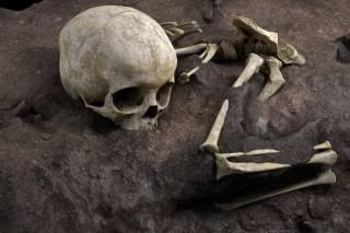 В Африке обнаружили древнейшую в мире могилу