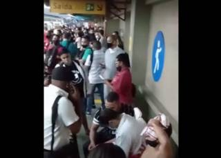 Бразильская полиция устроила наркоторговцам кровавую баню в метро Рио-де-Жанейро
