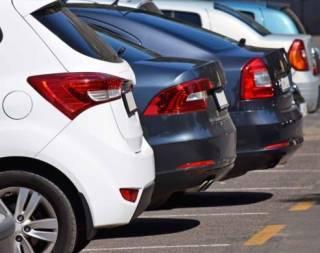 Вот уже неделю в Киеве автоматически выписывают штрафы за неправильную парковку