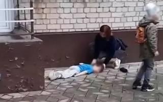 История с падением ребенка из окна садика в Запорожье получила продолжение