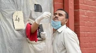 Индийский штамм коронавируса объявили глобальной угрозой для здоровья