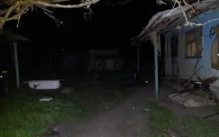 На Одессщине пьяный мужчина пытался сжечь соседку