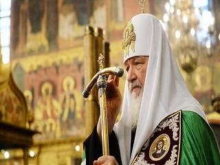 Патриарх Кирилл молится о жертвах и пострадавших в результате стрельбы в казанской школе