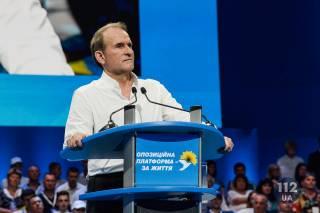 Решая сложнейшие для страны проблемы, Медведчук вызвал зависть со стороны Зеленского, который видит в нем своего главного конкурента