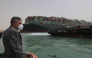 После инцидента с контейнеровозом Ever Given Суэцкий канал решили видоизменить